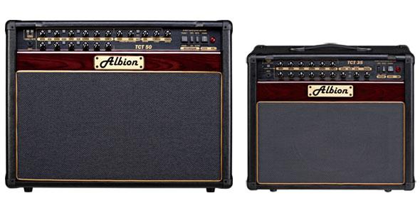 ギターコンボアンプ  TCT-50C  TCT-35C
