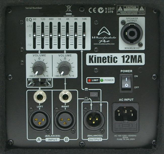 KINETIC12MA