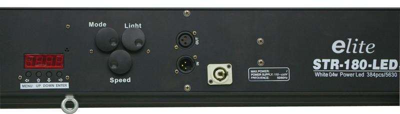 STR-180W LED 背面画像